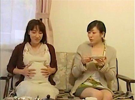 【ヘンリー塚本】茶飲友達!実はゲス不倫してる奥さま!