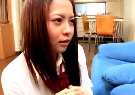 【jk】「お尻叩いて!」可愛い美少女は実は変態!