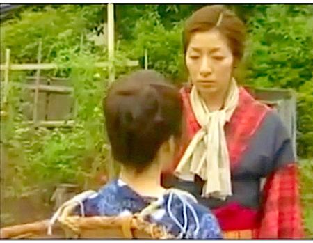 【ヘンリー塚本】川奈まり子!田舎のレズビアンが夫に嫉妬!岡安ひろみ