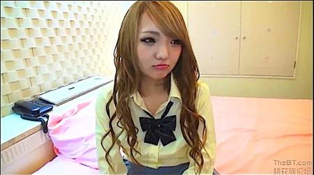 【個人撮影】生意気ギャル!掲示板で捕獲した可愛い美少女とラブホテルで援交ファック!