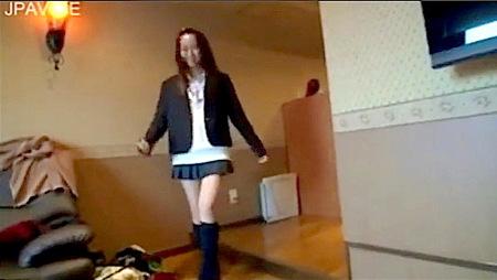 【個人撮影】今から秋葉原!可愛い美少女だがオメコは黒い援交ファック!