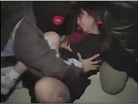 【jk】ガチレイプ!マスクの男どもに可愛い美少女が強姦レイプ!
