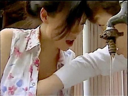 【ヘンリー塚本】夫が病気!隙を狙って義弟が来てボインをモミモミ!井上春枝