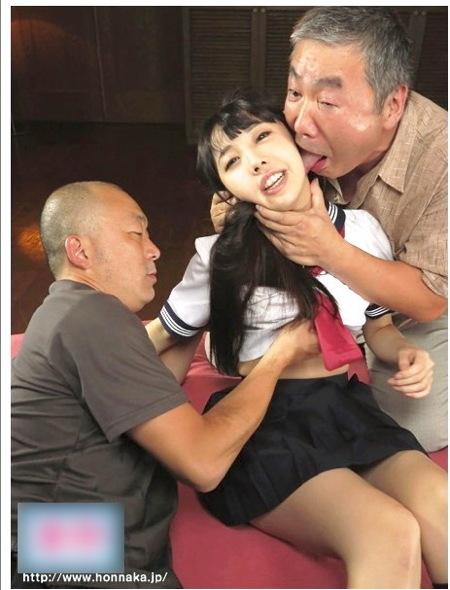 【jk】催眠術で強姦レイプ!親父がファック!宇佐美まい