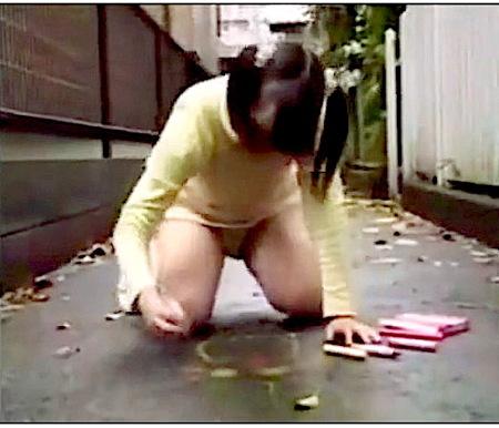 【ヘンリー塚本】「お人形あげる!」可愛い美少女が変態男に騙される!