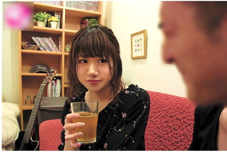 【ナンパ】売れないギタリスト!居酒屋で大学生みゆちゃんをナンパしてお持ち帰りファック!