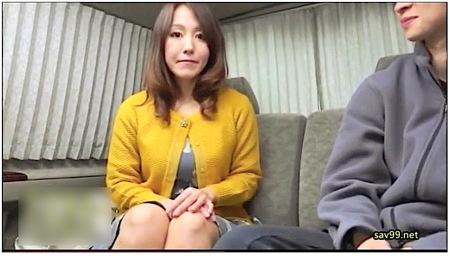 【ナンパ】47歳の年齢!セレブ奥さまが若いイケメンにグイグイせまる!