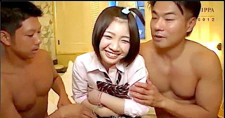 【美少女】家出中の可愛い美少女を捕獲!ラブホテルでファック!