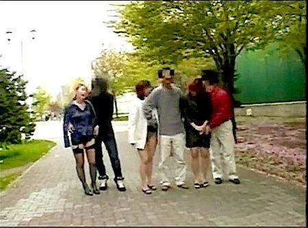 【個人撮影】3組の男女!本格的な夫婦交換セックスする!