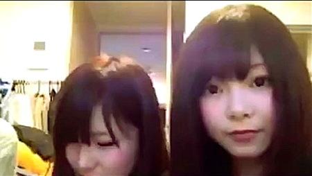 【ライブチャット】驚きの可愛い美少女3人!ライブチャットで会話する!