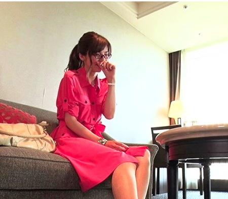 【人妻ナンパ】五つ星美人妻!ツンデレで実はドスケベ!
