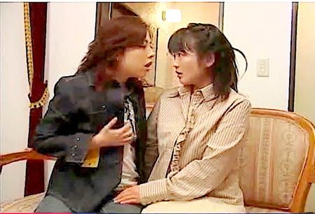 【ヘンリー塚本】不幸な女子校生をレズビアンが救う!白鳥るり・日高ゆりあ