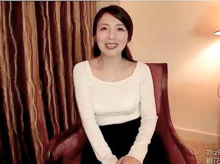 【人妻ナンパ】奇跡の53歳!美人すぎる中年女はデカパイでした!