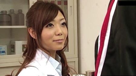【榊なち】保健室の先生!肛門を強姦レイプされる!