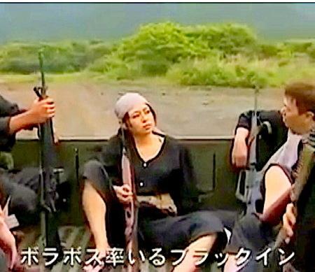【ヘンリー塚本】ドスケベな女ゲリラ!母娘を誘拐して強姦レイプ!