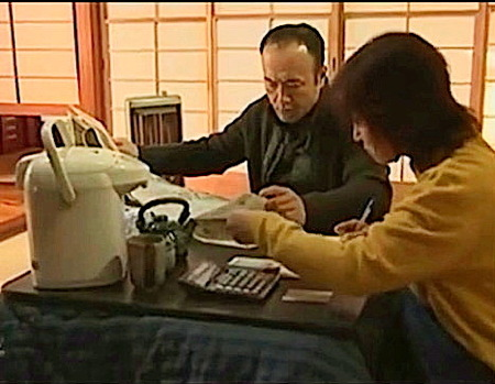 【ヘンリー塚本】ドスケベ中年女!姉の夫とファック!瀬名涼子