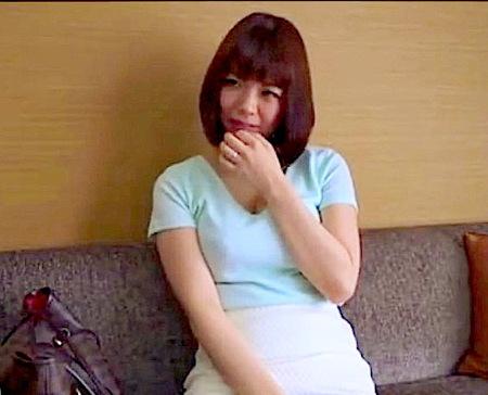【人妻ナンパ】Gカップ乳!驚きのかわいすぎる四十路の美魔女!