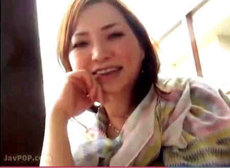 【人妻ナンパ】五十路セレブ!かなり可愛い中年女と浮気!