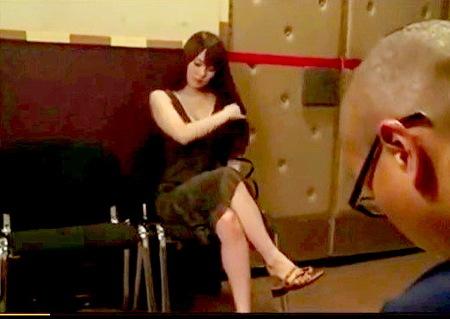 【ヘンリー塚本】場末のポルノ映画館!ありえない美女がいて痴女!波多野結衣