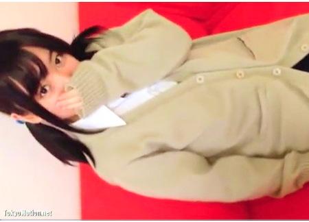 【個人撮影】おなじみ相模原の素人!ロリ中学生とヤリ部屋ファック!