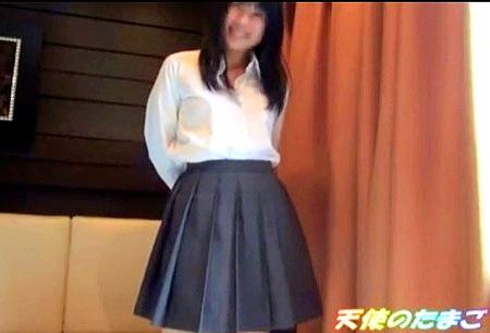 【個人撮影】援交女子高生!可愛い美少女がおっさんとエッチ!