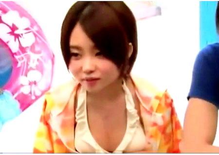 【マジックミラー号】MM号お姉さん!海水浴でドスケベな寝取られマッサージ!