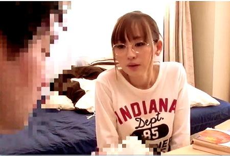 【家庭教師】メガネ女子!デカパイすぎて家庭教師の先生を強姦レイプ!