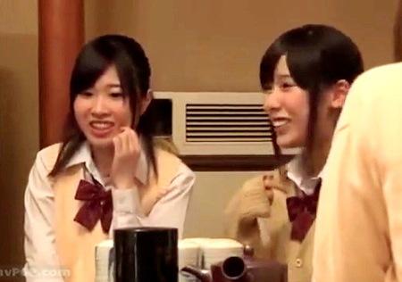 【ハーレム】修学旅行ドキュメント!混浴に入る可愛い美少女たち!