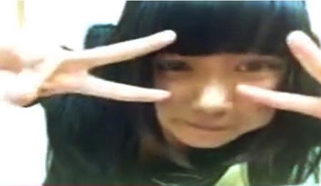 【美少女】処女JC!ニコ生でエッチな生ストリーミング配信!