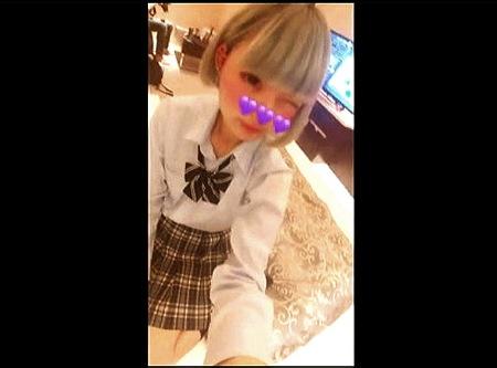 【個人撮影】原宿系ギャル!可愛い美少女とイケメンがファック流出!