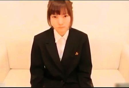 【個人撮影】ポニーテール!可愛い美少女ロリータと援交セックスして顔射!