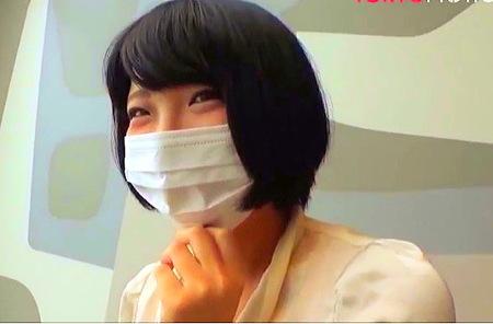 【個人撮影】ショートカットのロリータ美少女!おチンチンで生ハメ!