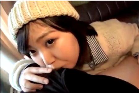 【個人撮影】豊満過ぎるぽっちゃり可愛い美少女!おチンチンで中出し!