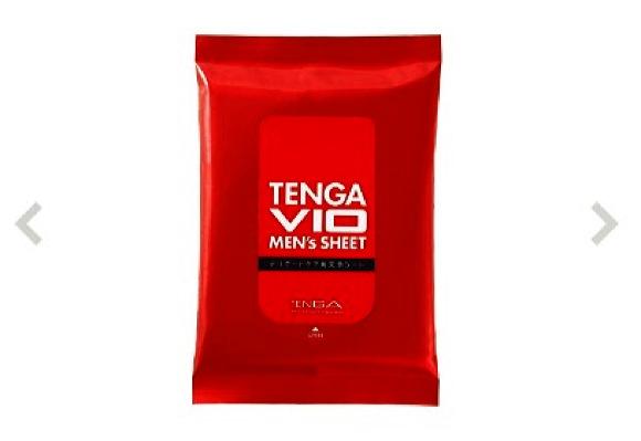 『【ポイント2倍】TENGA VIO MEN's SHEET ブイアイオー メンズシート 10枚入り』【TENGA+ソフトオンデマンドSOD】