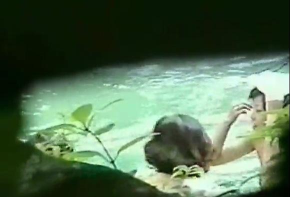 露天風呂にて、ギャルの盗撮無料主観動画。[盗撮]露天風呂のセクシーな若いギャル!風呂盗撮動画です!