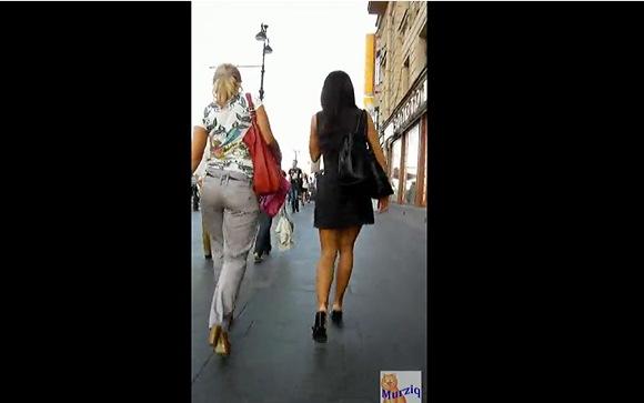 ミニスカの素人女性の盗撮無料syukan動画。盗撮街頭のミニスカート女性!パンチラ盗撮動画です!