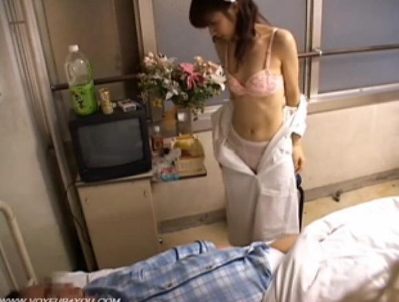 病院にて、看護婦の盗撮無料ハメ撮り動画。[盗撮]看護婦が弱みを握られたようです!!病院盗撮動画です!
