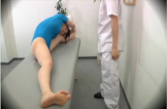 マッサージ無料syukan動画。[盗撮]大学の体操部の整体院です!マッサージ盗撮動画です!