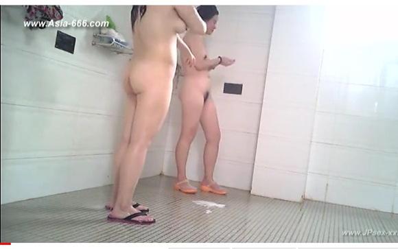 [盗撮]生々しいやばい中国のシャワールーム盗撮!シャワー盗撮動画です。