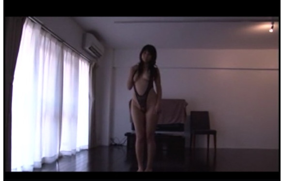 [盗撮]北川千尋 巨尻すぎる豊満お姉さんはクネクネダンス!フェチ巨乳動画です。