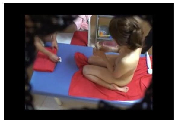 [盗撮]セクシーお姉さんしかこないエステティックサロンはエッチだった!マッサージ盗撮動画です。