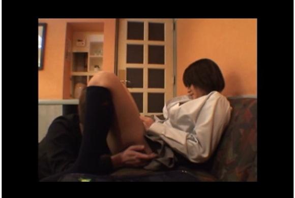 [盗撮]援交してるお姉さん!股間はクンニ!企画巨乳動画です。