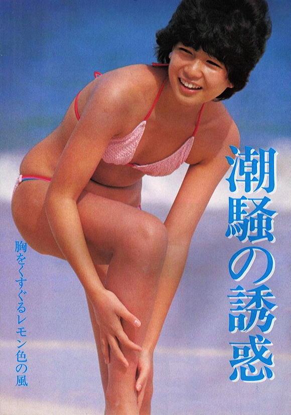 堀ちえみさんヌード05