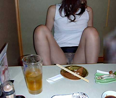 泥酔女10