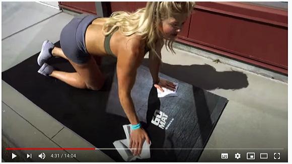『Brooke Ence - I Peed My Pants Yesterday』【テレビ+有名人+リアリティ番組】