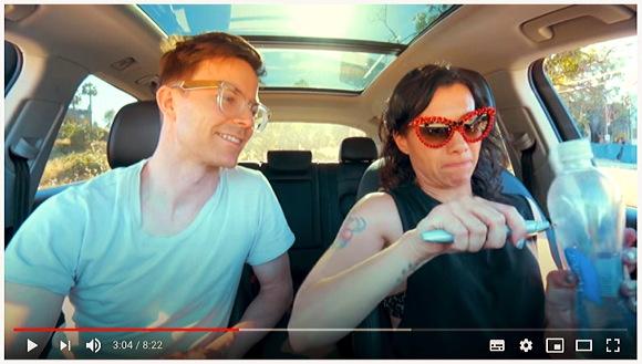 『How To Pee In A Car』【車の中+おしっこ我慢+ハウツーもの】