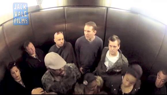 『Elevator Farts 1』【ジャック・ヴェイルJack Vale+グレックGreg+エド・バスマスターEd Bassmaster+ハリウッド+エレベーター】