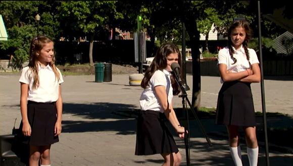 【おなら】タレントコンテストでオナラの音を競う可愛いロリータ美少女たちです『被害者裁判官おならコンテスト』【可愛い+ロリータ+美少女+サイモン・コーウェル】