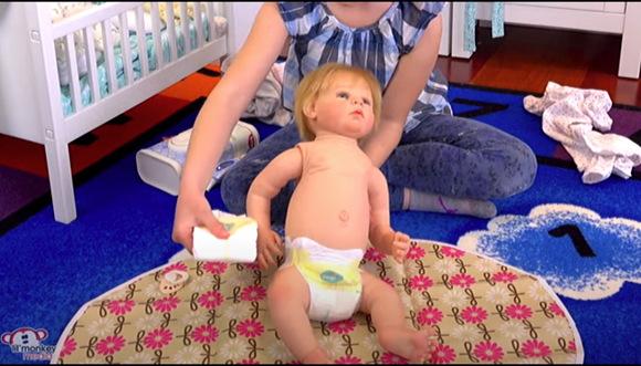 私の生まれ変わりの赤ん坊。アデリーヌの日常です!