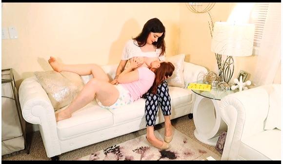 【ABDL+オムツ+お漏らし】『アダルトベイビーのための乳母』他【動画】